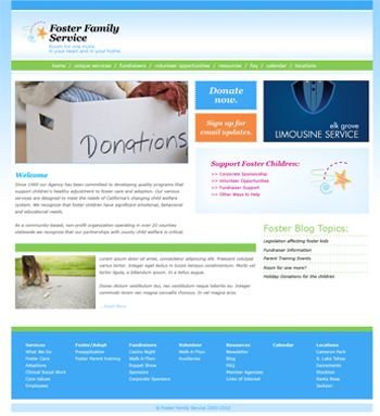 Website Design Sacramento Web Designer, Roseville creative website