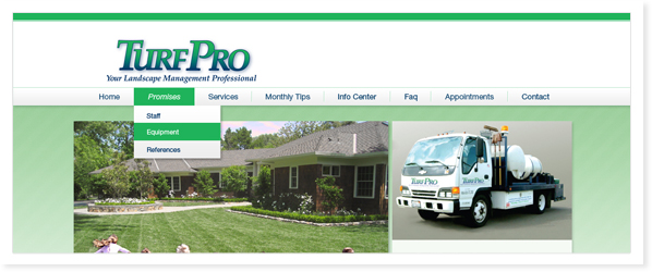 NorCal Designs, Web Site Design Roseville, CA. ~ Web Site Turf Pro