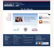Condo Financial Web Site Design, Bay Area